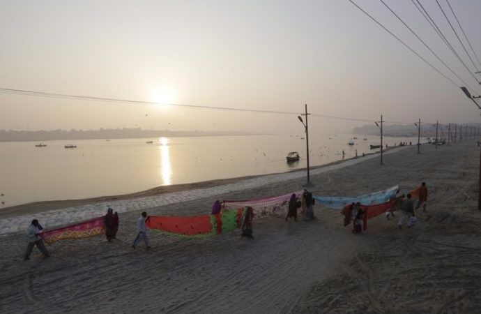 India gives Ganges, Jamuna rivers same rights as a human