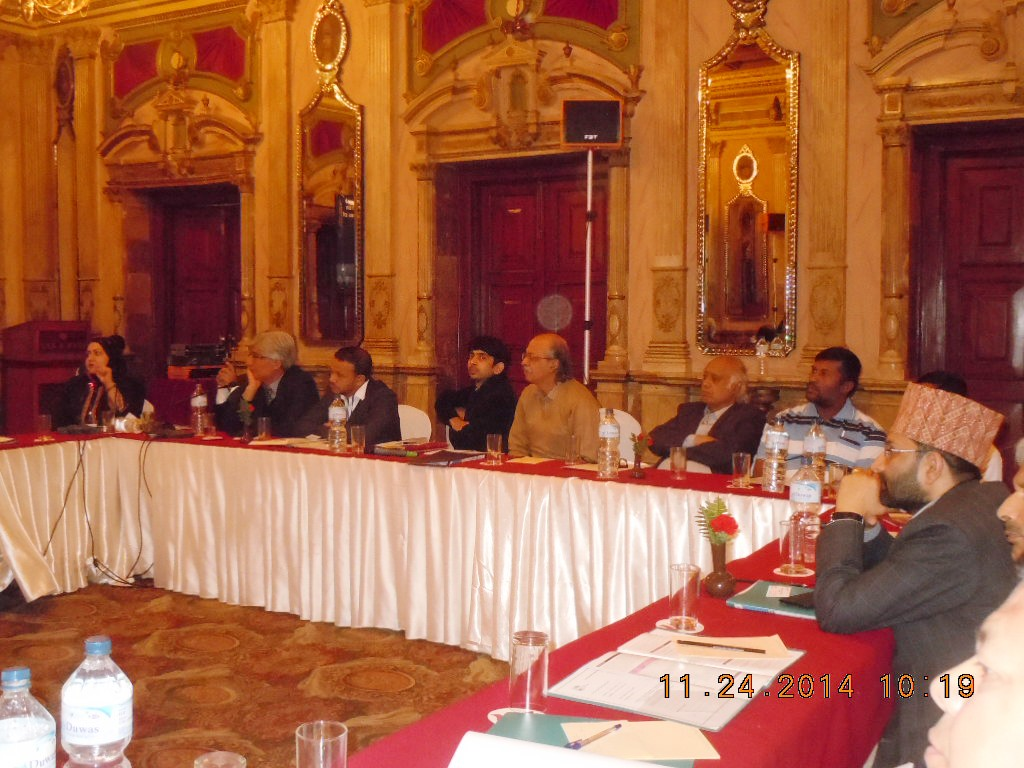 Parliamentarians' Forum on the Realisation of Core Democratic Practices of Transparency, Accountabil